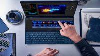 Asus Rilis Laptop Baru, ZenBook Pro Duo dengan Layar Ganda 4K