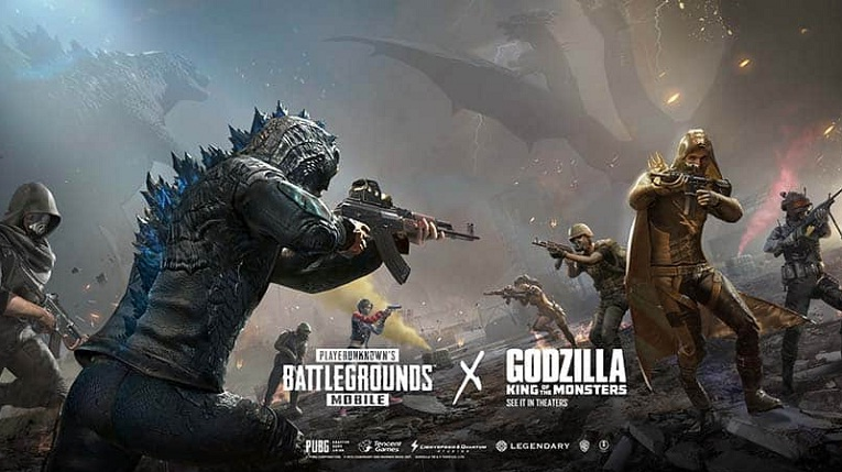 Ada Mode Deathmatch & Tema Godzilla Dalam Update PUBG Mobile Terbaru