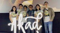 Lagu Akad Milik Band Payung Teduh Akan di Buat Film