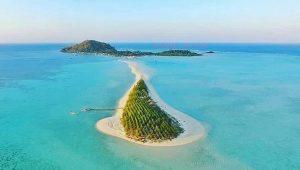 Objek Wisata di Pulau Bawean Gresik, Jawa Timur