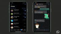 WhatsApp Sudah Bisa Pakai Dark Mode, Begini Cara Mengaktifkannya