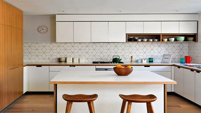 Inspirasi Desain Dapur Minimalis Cocok Untuk Rumah Kpr