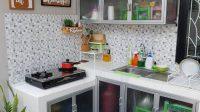 Perkiraan Biaya Bikin Dapur Minimalis Untuk Rumah KPR