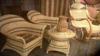 Begini Cara Praktis Bersihkan Perabotan Terbuat Dari Rotan