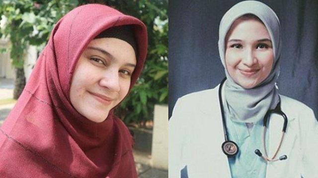 Profil Sarah Shahab, Mantan Artis yang Kini Jadi Dokter