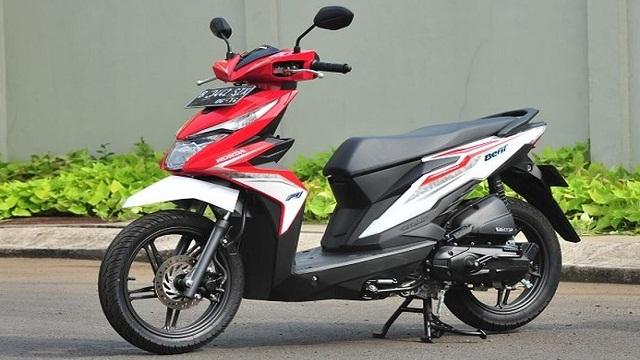 Pasaran Harga Motor Bekas Honda Beat Series 2020