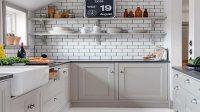 Inspirasi Desain Dapur Minimalis Ukuran 2x3 M, Cocok Untuk Rumah KPR