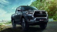 Toyota Hilux 2021 Resmi Mengaspal, Ini Spesifikanya