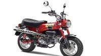 Mengintip Tampang Generasi keempat Motor Honda Dax