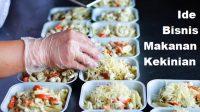 5 Ide Bisnis Makanan Kekinian yang Sedang Hits dan Laris